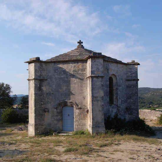 La chapelle de Saint-Restitut
