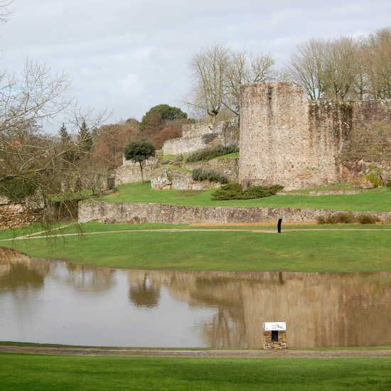 Le château de Montaigu