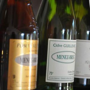 Cidre menez brug producteurs locaux