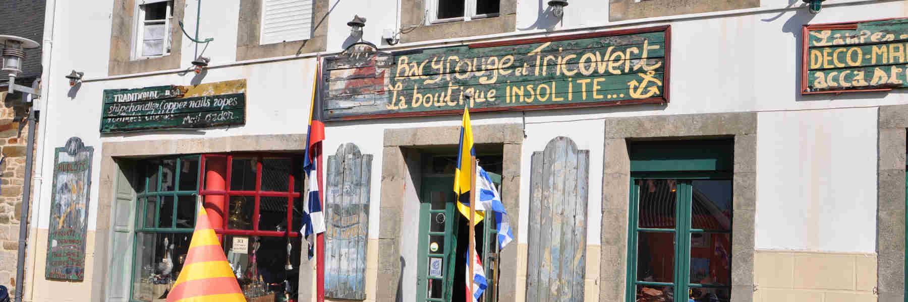 Commerce indépendant Bacyrouge et Tricovert