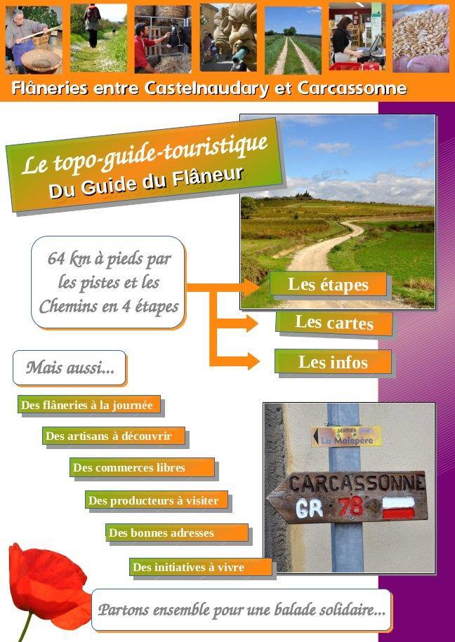 Couverture de Castelnaudary à Carcassonne