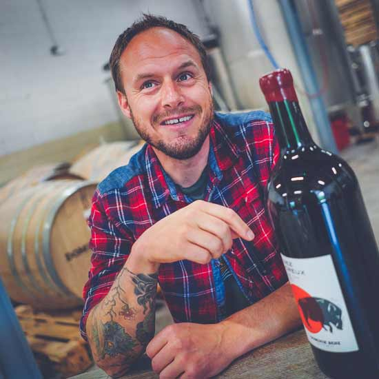 Dominik viticulteur Bio