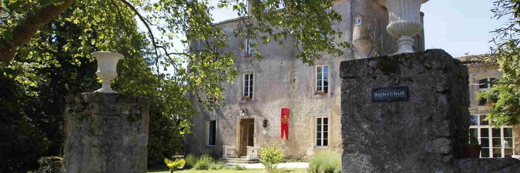 Dormir au château de Fajac-la-Selve