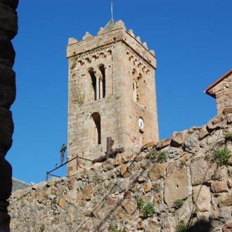 L'église de Coustouges