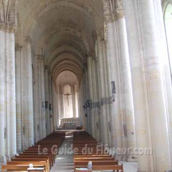 L'église de Cunault