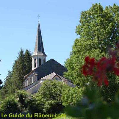 L'église de Lamontélarié