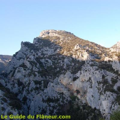 L'ermitage St-Antoine de Galamus