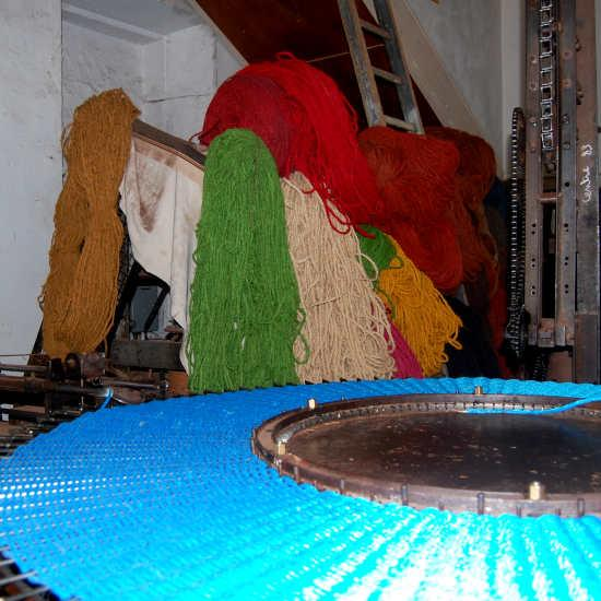 La fabrication du scourtin