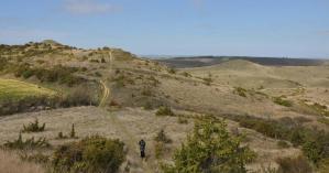 Fendeille - La randonnée