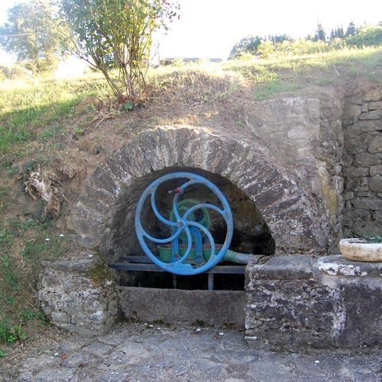 Fontaine de Pouteaux