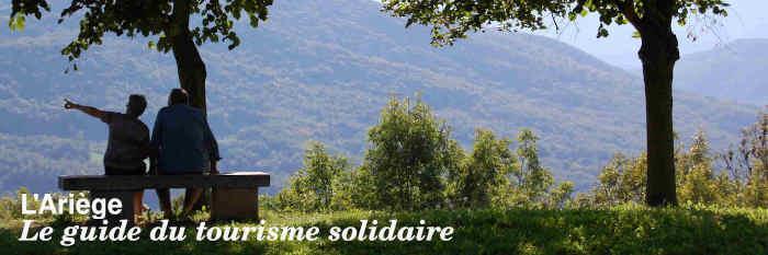 Le guide du tourisme solidaire en Ariège