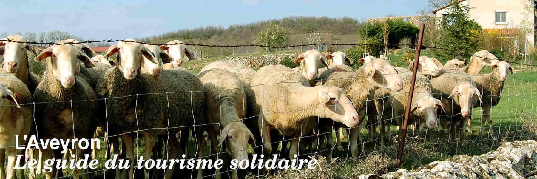 Le guide du tourisme solidaire de l'Aveyron
