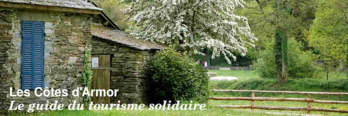 Le guide du tourisme solidaire en Côtes d'Armor