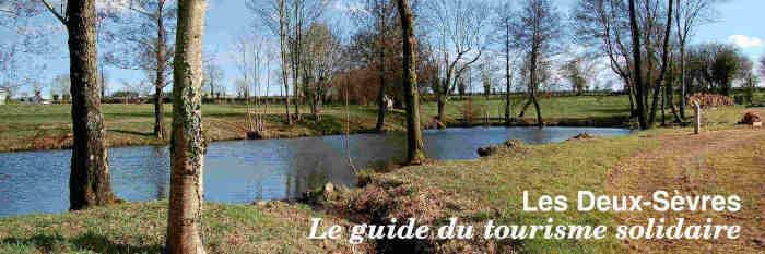 Le guide du tourisme solidaire des Deux-Sèvres