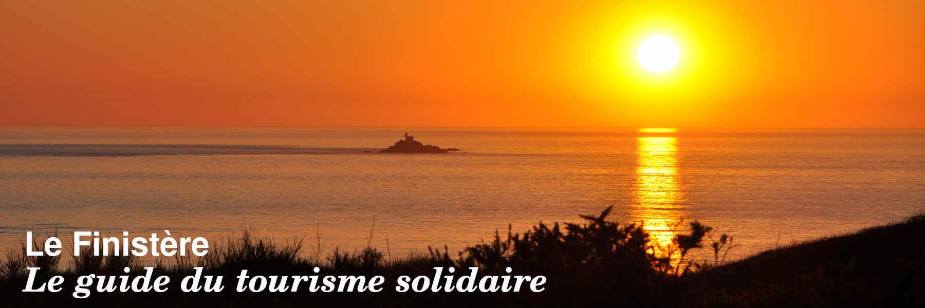 Le guide du tourisme solidaire en Finistère
