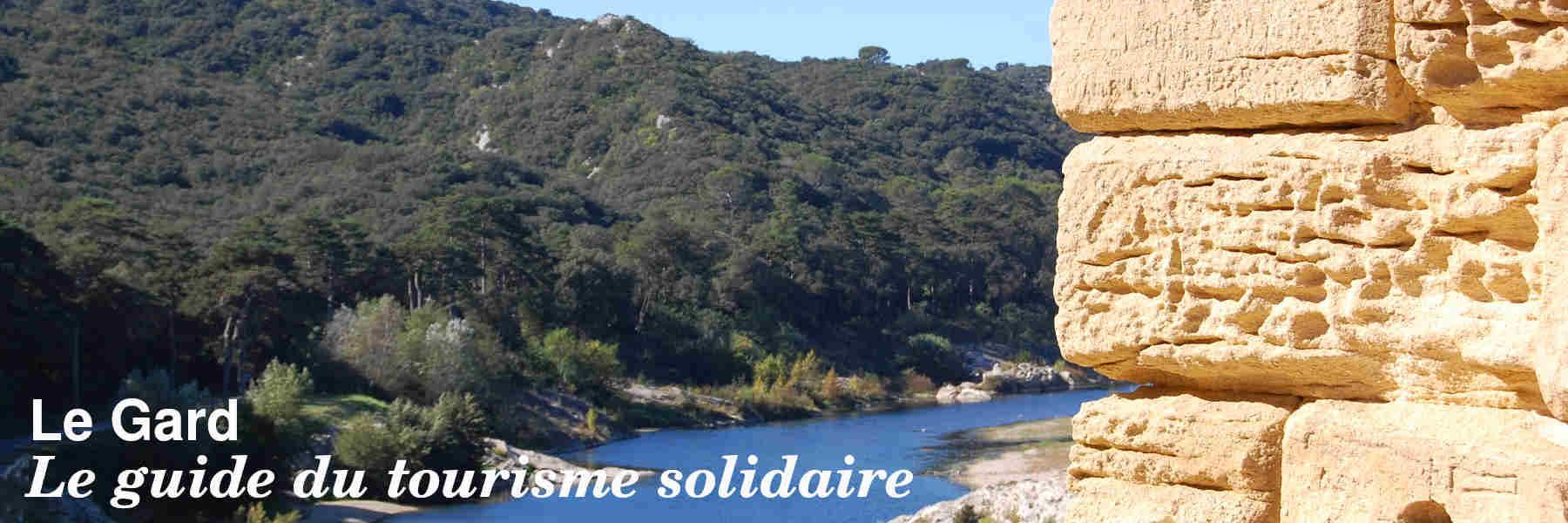 Le guide du tourisme solidaire du Gard