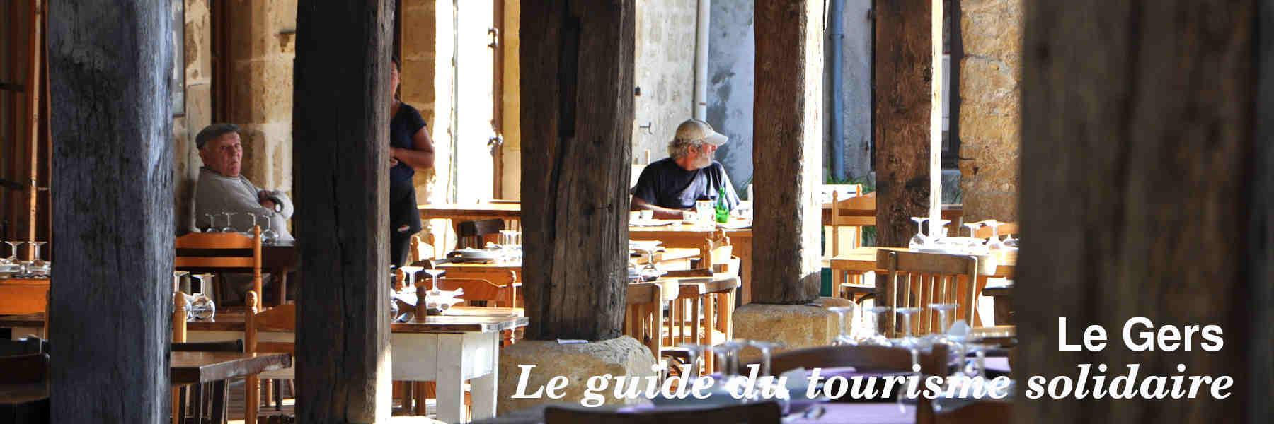 Le guide du tourisme solidaire du Gers