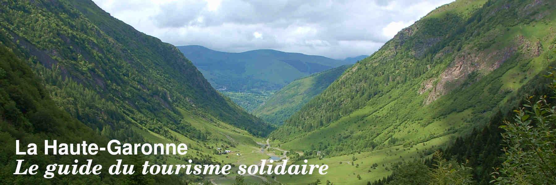 Le guide du tourisme solidaire en Haute-Garonne
