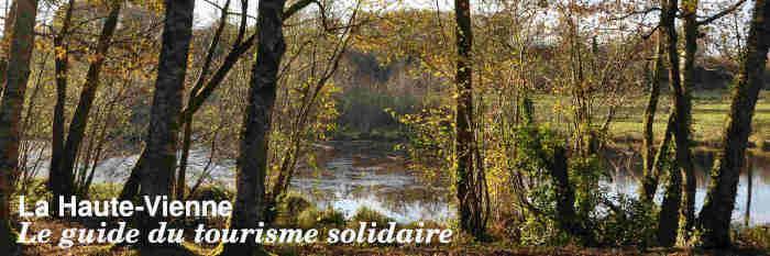 Le guide du tourisme solidaire en Haute-Vienne