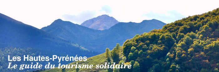 Le guide du tourisme solidaire en Hautes-Pyrénées