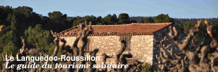 Le guide du tourisme solidaire en Languedoc-Roussillon