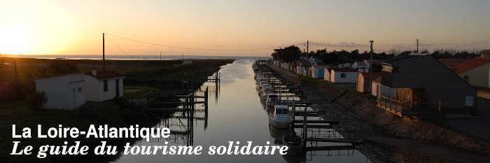 Le guide du tourisme solidaire en Loire-Atlantique