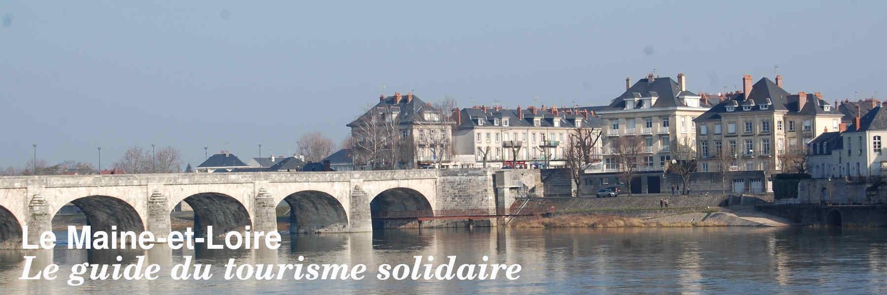 Le guide du tourisme solidaire en Maine-et-Loire
