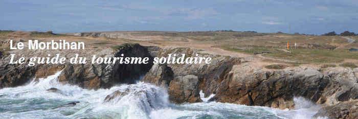Le guide du tourisme solidaire en Morbihan