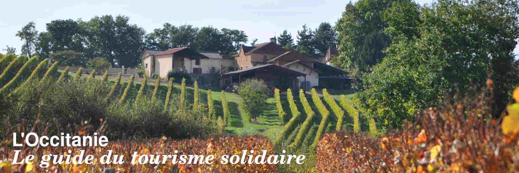 Le guide du tourisme solidaire en Occitanie