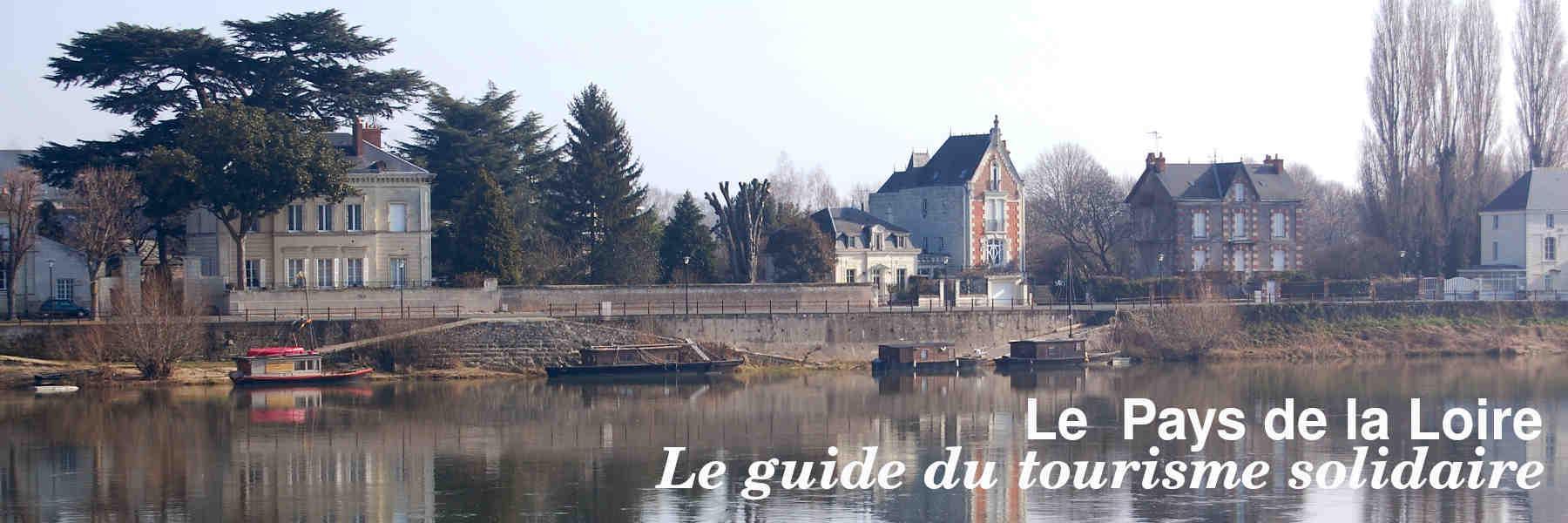Le guide du tourisme solidaire en Pays de la Loire