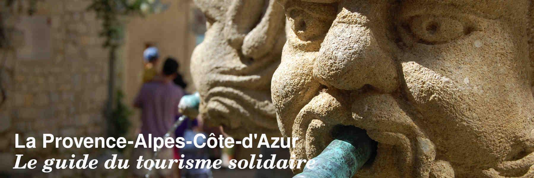 Le guide du tourisme solidaire en Provence-Alpes-Côte-d'Azur
