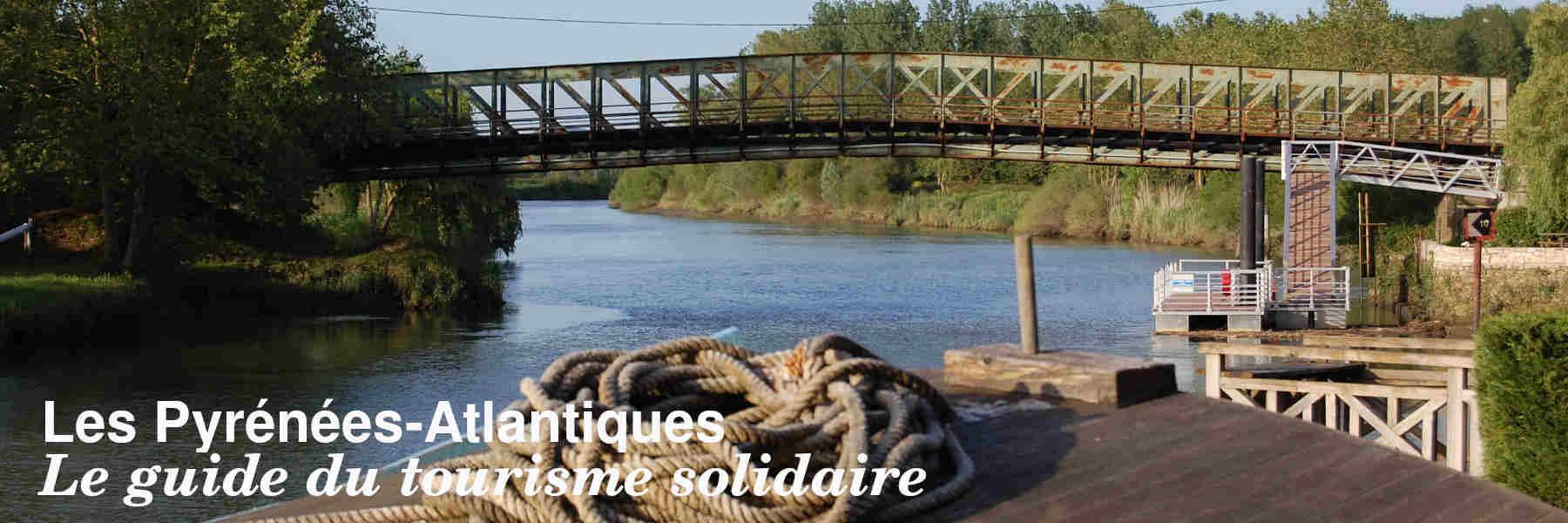 Le guide du tourisme solidaire en Pyrénées-Atlantiques