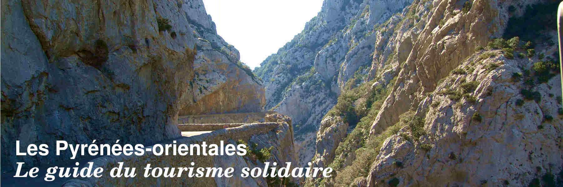 Le guide du tourisme solidaire en Pyrénées-Orientales