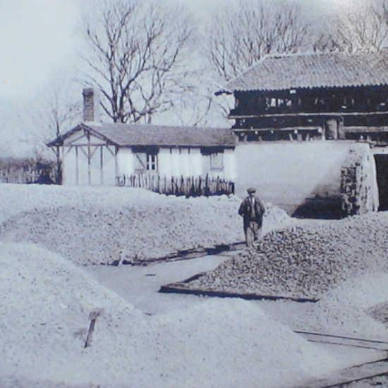 Histoire du kaolin à Saint-Yrieix