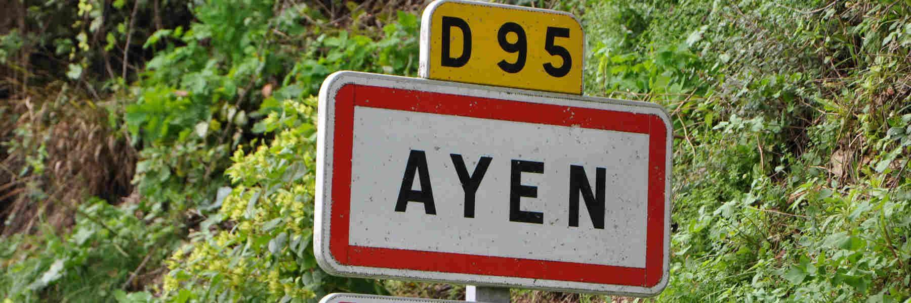 Les initiatives de développement durable à Ayen