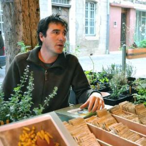 Initiatives jardin tantugou sauvegarde semence