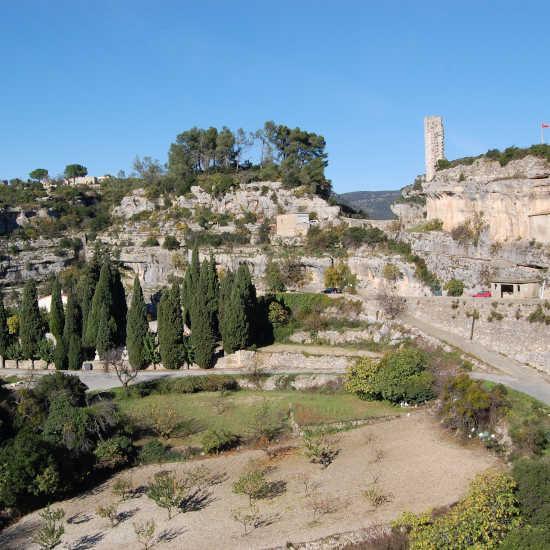 Minerve dans l'Hérault