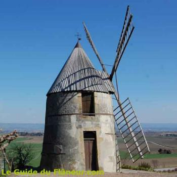 Le moulin de Villasavary