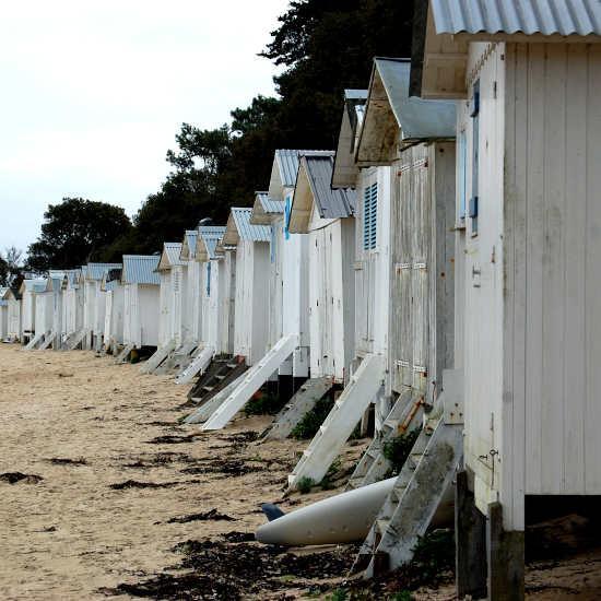 Plage de la Chaize à Noirmoutier