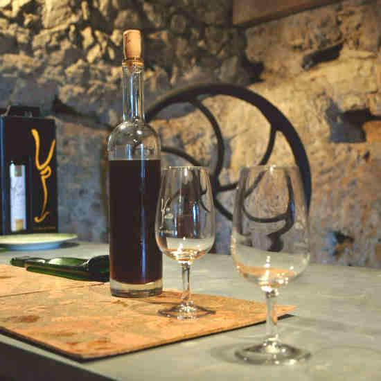 Producteur de vin paillé à Queyssac -les-Vignes