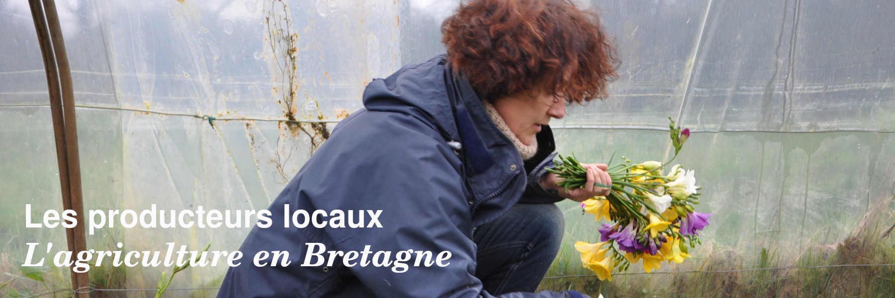 Les producteurs locaux de Bretagne