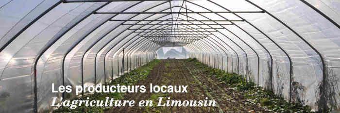 Les producteurs locaux en Limousin