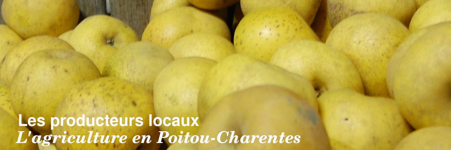 Les producteurs locaux de Poitou-Charentes