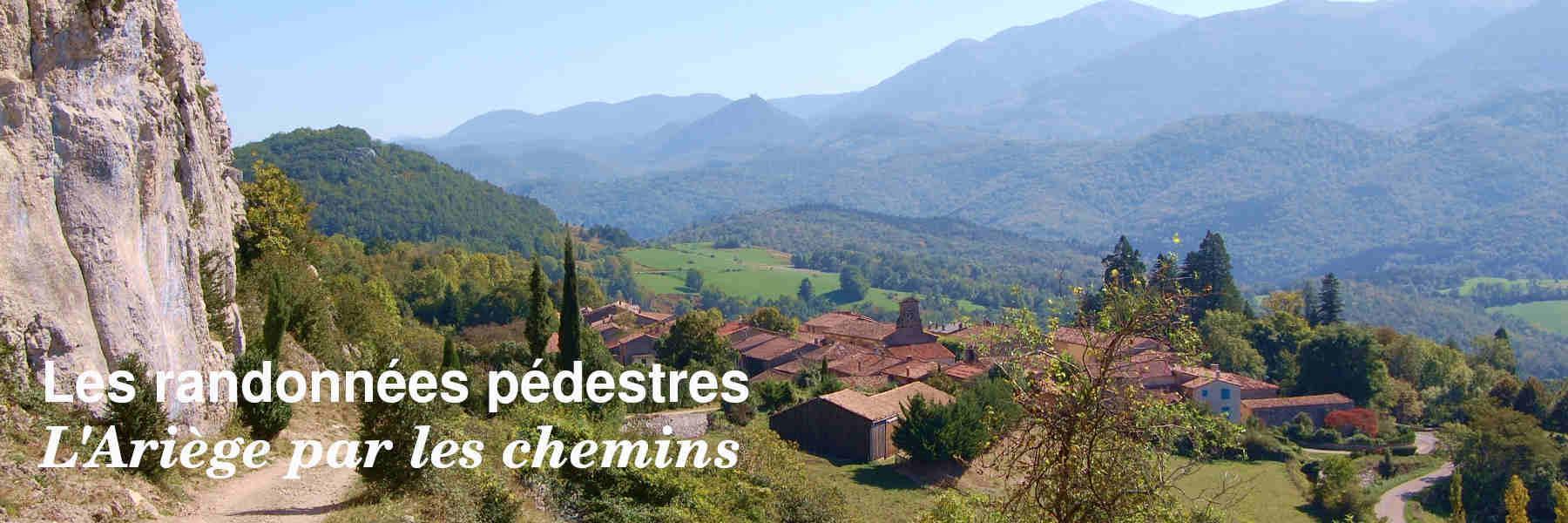 Les randonnées pédestres de l'Ariège