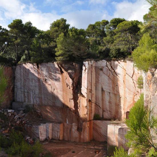 Randonnée pédestre à Caunes-Minervois