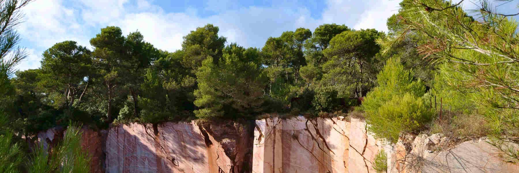 La randonnée pédestre à Caunes-Minervois