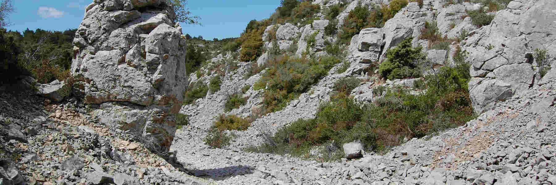 La randonnée pédestre à Gruissan