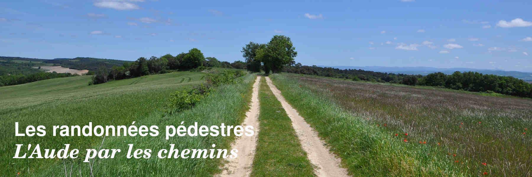 Les randonnées pédestres dans l'Aude