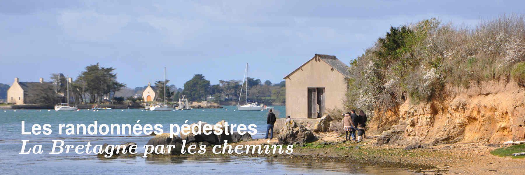 Les randonnées pédestres en Bretagne