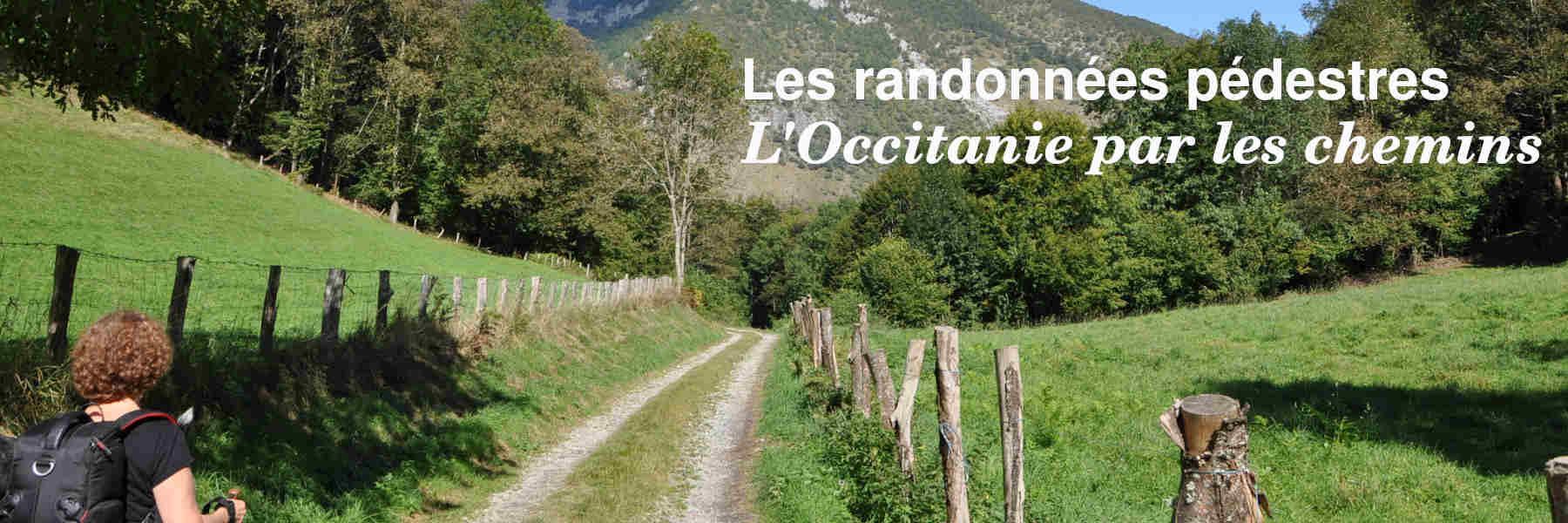 Les randonnées pédestres en Occitanie